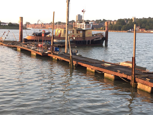 Rochester river medway